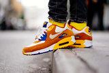 Sportieve Nike Schoen (Donkerblauw)_